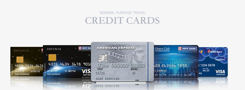Travel Credit Card in India