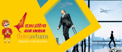Flying Returns by Air India