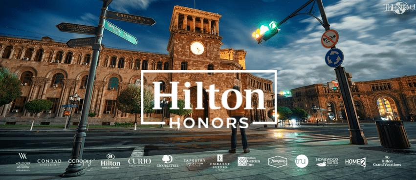 Hilton Honor