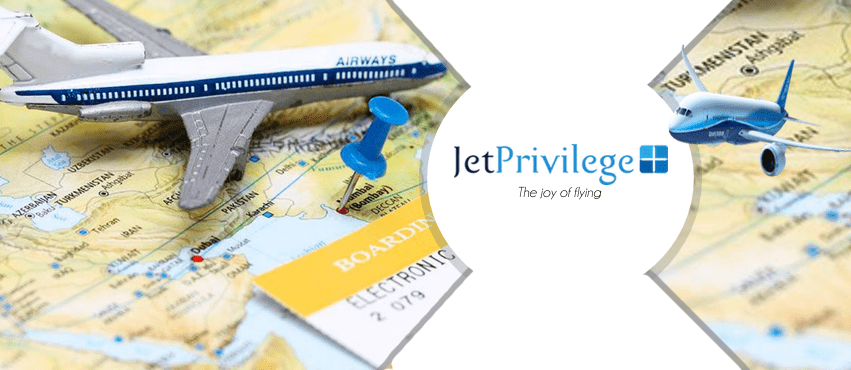 jetprivilege by jet airways