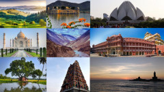 Round the World: Chennai, India visiting 10 cities for only ₹69772 ($1087) roundtrip