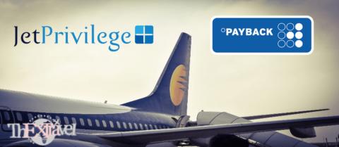 Payback – 30% bonus JP Miles
