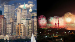 Multi-Trip: Cheap flights from Indian Cities to Kuwait & New York from ₹40427 ($634)