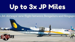 Up to 3x JPMiles
