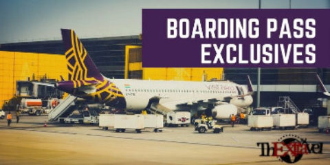 Air Vistara Boarding Pass Exclusive Deals