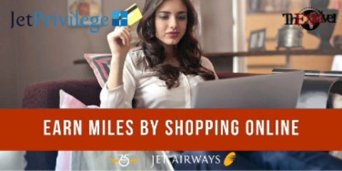 Earn Miles by Shopping Online