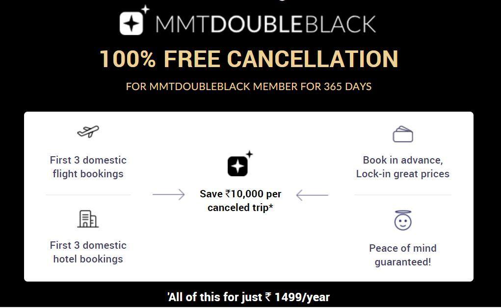 MMT Double Black Latest