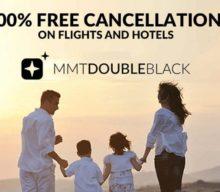 MMT DOUBLE BLACK Program – Save on Flights & Hotels