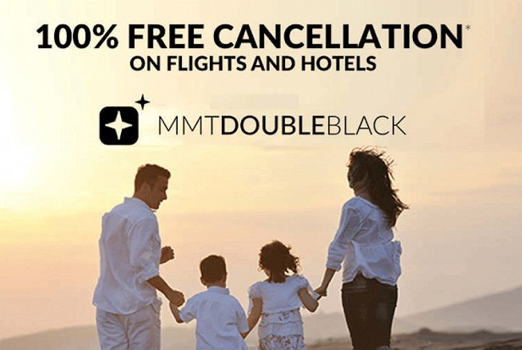 MakeMyTrip Double Black