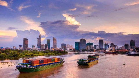 Delhi to Ho Chi Minh City for ₹15613 ($218)