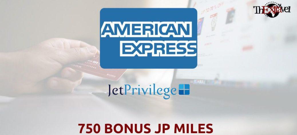 750 Bonus JPMiles