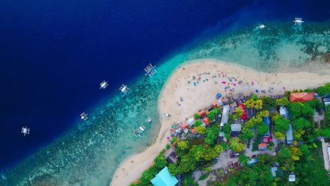 Cheap flights from Delhi to Cebu, Philippines for ₹17076