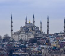 Cheap flights from Bengaluru to Istanbul for ₹ 24531 ($ 357)