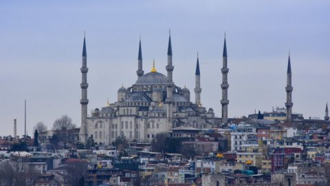 Cheap tickets from Bengaluru to Istanbul for ₹ 24531 ($ 352)