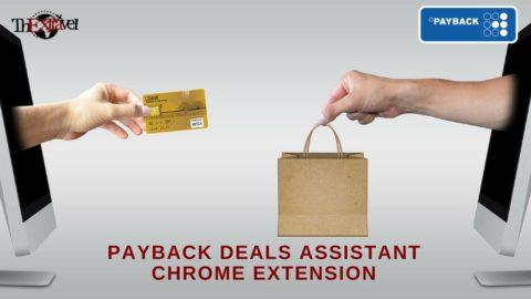 PAYBACK Deals Assistant – Chrome Extension