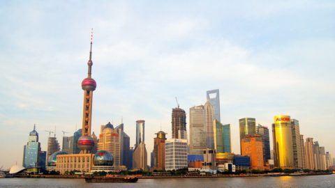 Cheap flights from Mumbai to Shanghai for ₹ 22349 ($ 326)
