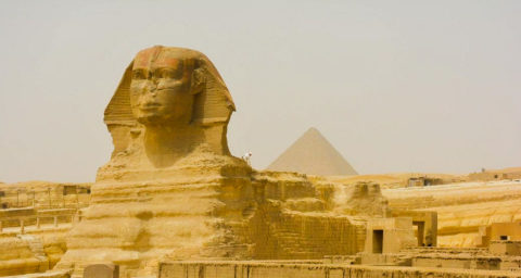 Cheap flights from Delhi to Cairo, Egypt for ₹19687 ($303)