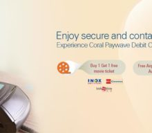 ICICI Coral Paywave Contactless Debit Card