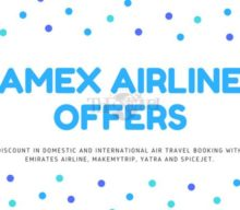 American Express Air Travel Offers & Deals