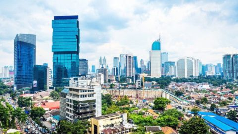 Cheap flights from Mumbai to Jakarta for ₹ 11062 ($ 158)