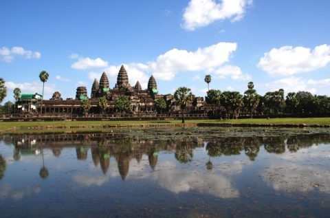 Cheap flights from Delhi to Siem Reap for ₹16895 ($242)