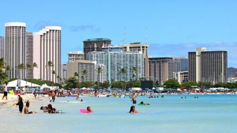 HOT! Delhi to Honolulu, USA for ₹ 38679 ($ 522)