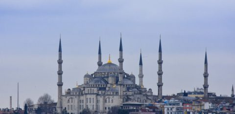 Delhi to Istanbul round-trip for ₹23999 ($347)