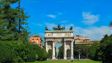 Bengaluru to Milan round-trip for ₹ 29741 ($ 418)