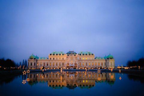 Delhi to Vienna, Austria for ₹ 22655 ($ 312)
