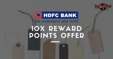HDFC 10X Reward Points Offer – Updated July 2019