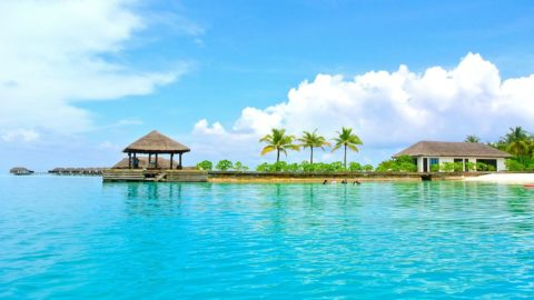Lucknow to Male, Maldives for ₹ 15563 ($ 220)