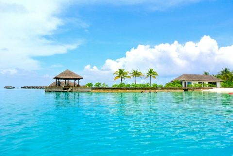 Mumbai to Male, Maldives for ₹12279 ($173)
