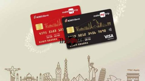 MakeMyTrip ICICI Bank Credit Cards