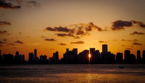 Mumbai to Miami round-trip for ₹51790 ($ 739)