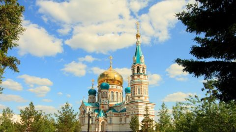 Delhi to Omsk round-trip for ₹20490 ($283)