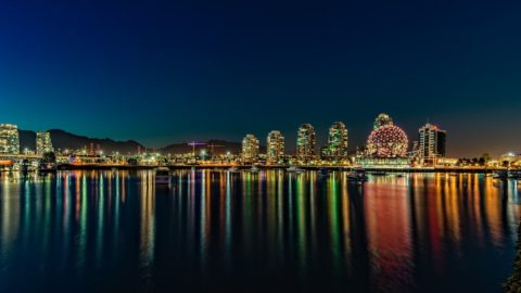 Mumbai to Vancouver round-trip for ₹ 51393 ($ 729)