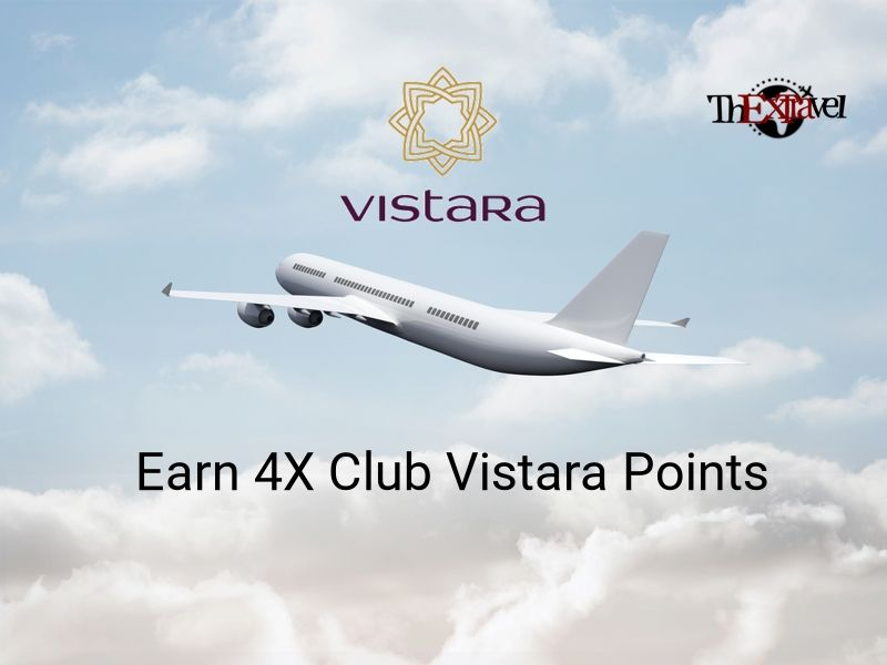 4X Club Vistara