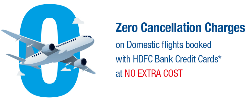 HDFC Bank Zero Cancellation