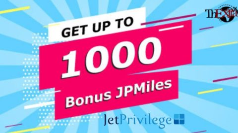 Shop & Earn upto 1000 Bonus JPMiles