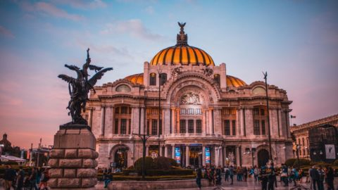 HOT! Mumbai to Mexico City round-trip for ₹38186 ($540)