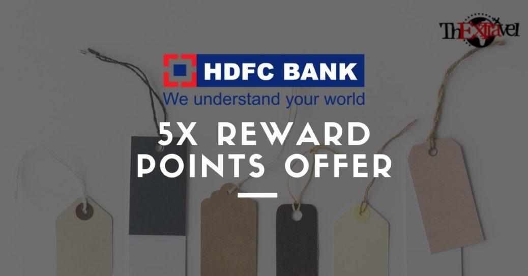 HDFC SmartBuy 5X
