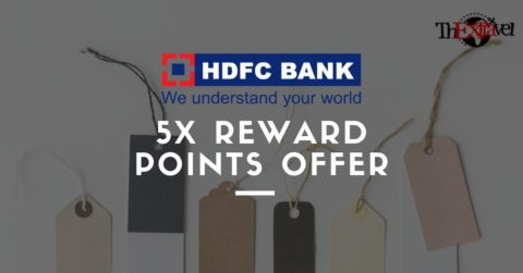 HDFC SmartBuy 5X Reward Points | April 2019 Update