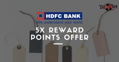 HDFC SmartBuy 5X Reward Points | April 2019 Update
