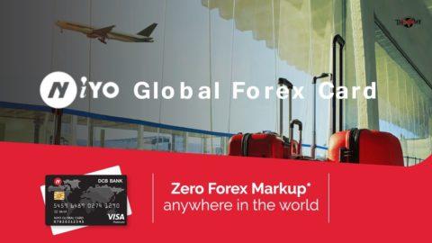NiYO Global Forex Card