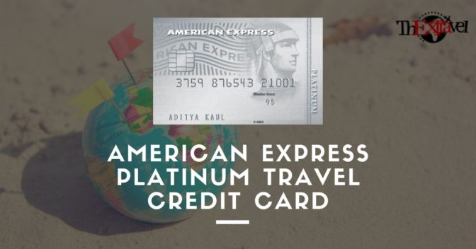 American Express Platinum Travel Credit Card